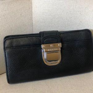Michael Kors buckle wallet